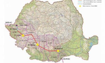 Transgaz Mediaş a obţinut dreptul de începere a lucrărilor la prima fază a proiectului BRUA
