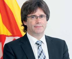 Carles Puigdemont s-a predat poliției belgiene