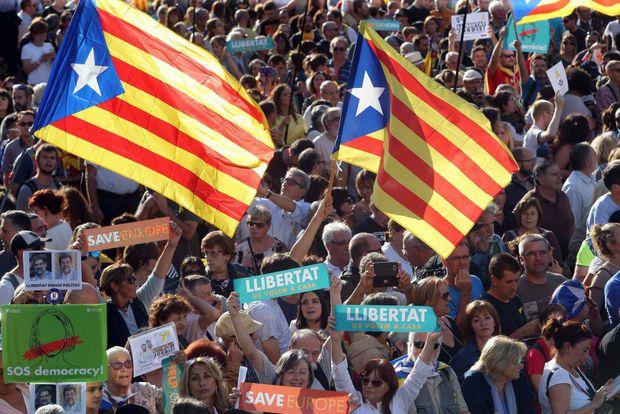 """SUA: """"Catalonia este parte integrantă a Spaniei"""""""