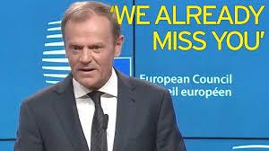 """Donald Tusk: """"Ne aşteaptă cel mai greu test de stres. Dacă îl picăm, negocierile de Brexit vor eşua"""""""