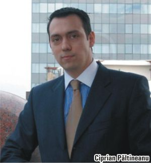 """Cotidianul Bursa: Bancherul Ciprian Păltineanu, """"în cărți"""" pentru șefia BVB"""