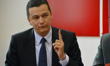 Fostul premier Sorin Grindeanu a sosit la DNA