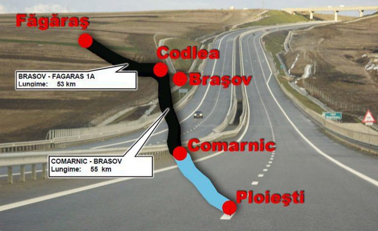 Proiectul autostrăzii Ploiești-Brașov, finanțat și asistat de Banca Mondială
