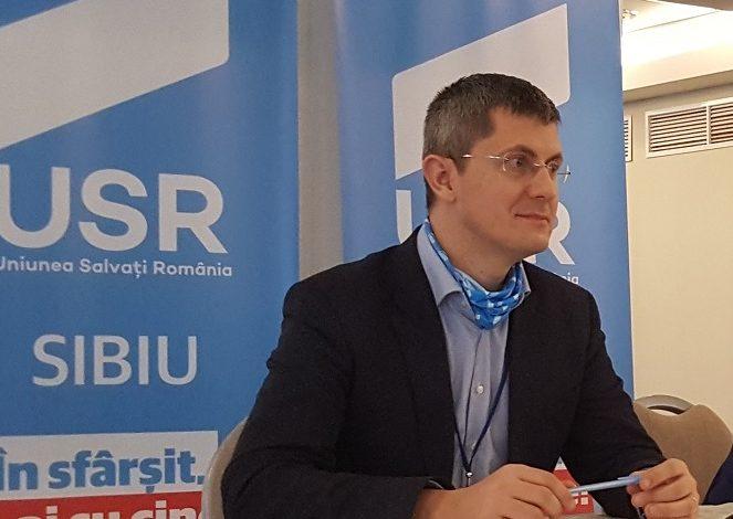 Deputatul Dan Barna, noul președinte USR