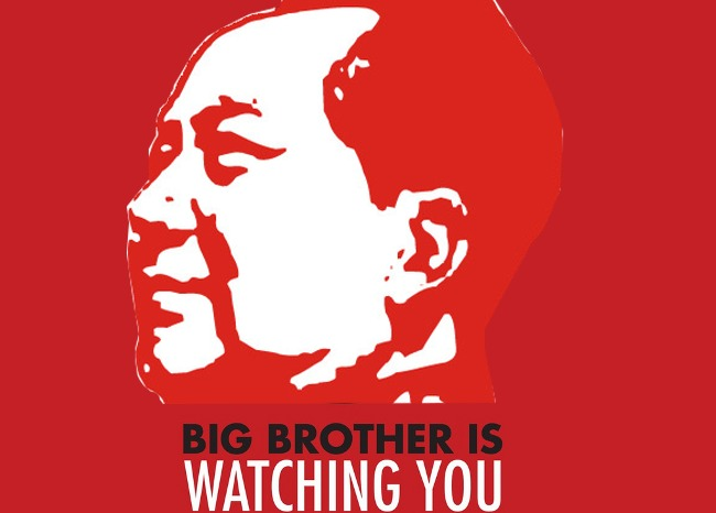 Big Brother, politică de stat în China