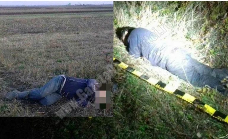 Dublu asasinat lângă Târgoviște