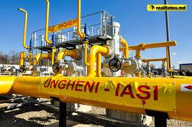 Guvernul Moldovei vinde compania care deține gazoductul Iași-Ungheni