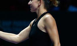 Meci Halep - Wozniacki pentru calificarea în semifinale