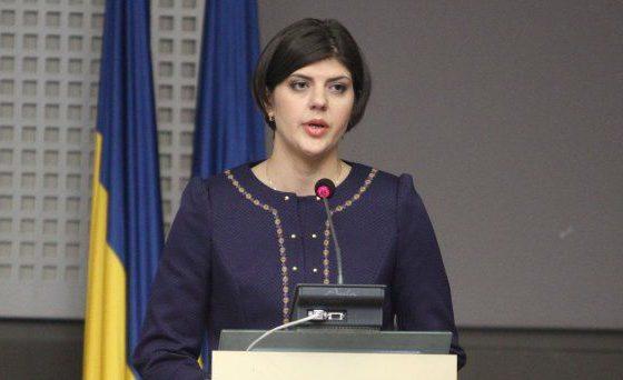 Laura Codruța Kovesi, avertisment dur