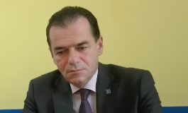 Orban despre Blaga: Mă bucur pentru colegul meu
