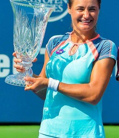 Monica Niculescu s-a calificat în optimile turneului ITF de la Poitiers