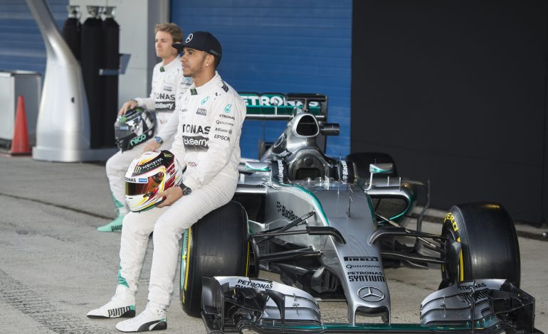Formula 1: Lewis Hamilton, the best!