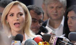 Ipocrizie maximă: Gabriela Firea - era mai corect ca partidele din opoziție să nu întineze protestul cetățenilor