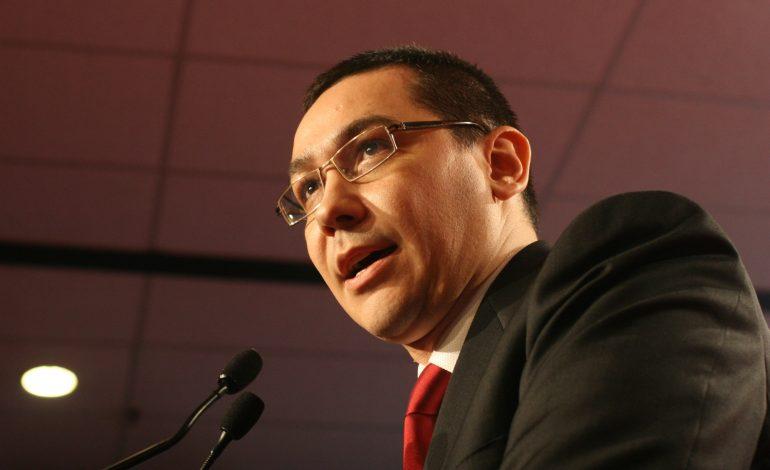 Victor Ponta acuză: Dragnea ne dă țeapă la toți!