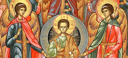Soborul Sfinţilor Arhangheli Mihail, Gavriil și Rafail