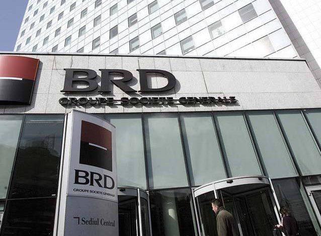 BRD: profit net de 1,043 miliarde de lei, dublu față de 2016