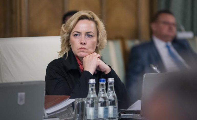 Carmen Dan: În Guvernul României nu este niciun ministru care are pază sau protecție de la Jandarmerie sau de la SPP. De ce comentăm?