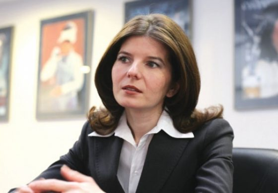Monica Iacob Ridzi a părăsit Penitenciarul Gherla