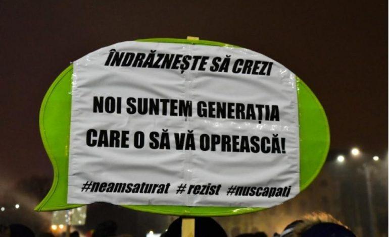 Atac la #rezist: Carmen Dan vrea să trimită gălăgioșii la închisoare