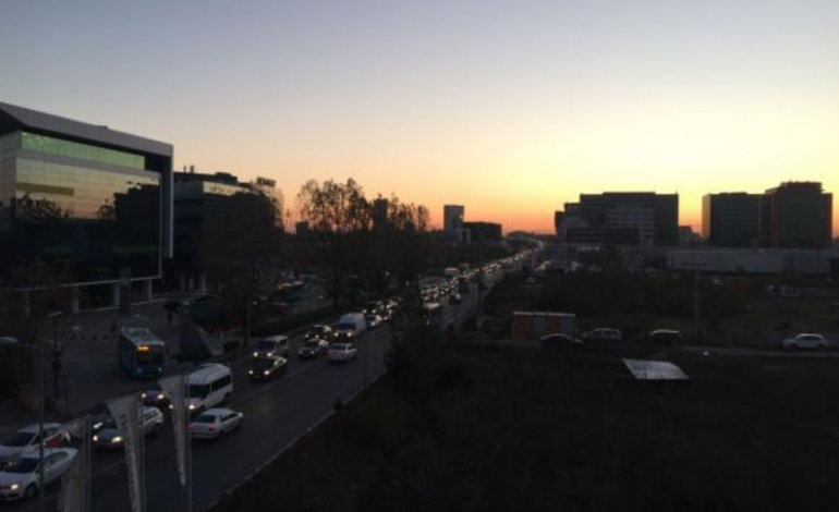 Pană de curent majoră în București