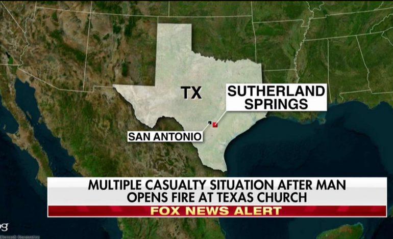 SUA: 27 de persoane au murit împuşcate într-o biserică baptistă din Texas