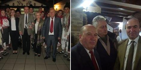 Sfidare pesedistă: Manifestanții în stradă, Tudorel Toader la petrecere