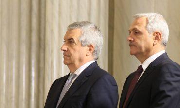Parlamentari USR: Printre beneficiarii modificărilor legilor Justiției, Dragnea și Tăriceanu