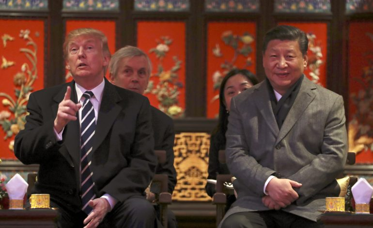 SUA și China, parteneriat politic și acorduri comerciale în valoare de peste 250 de miliarde de dolari