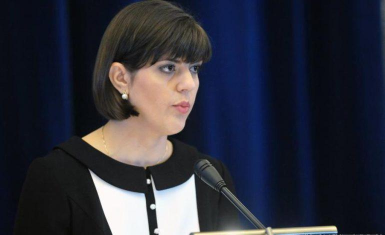 Kovesi: Mita în Sănătate ajunge la 20% din contract