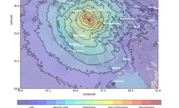 Cutremur puternic în nordul Irakului