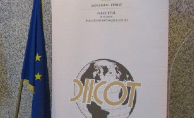 Procurorii DIICOT resping modificările legilor Justiției