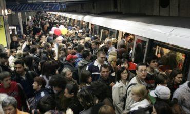 Circulația metroului, oprită pe tronsonul Izvor-Politehnica-Grozăvești
