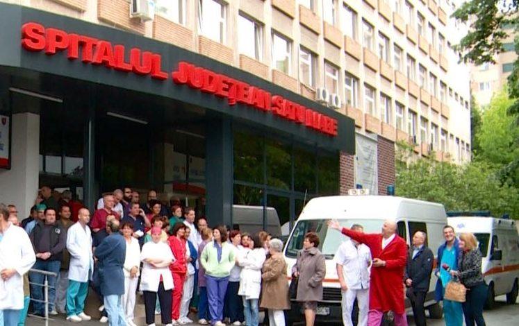 Medici și pacienți ies joi la proteste