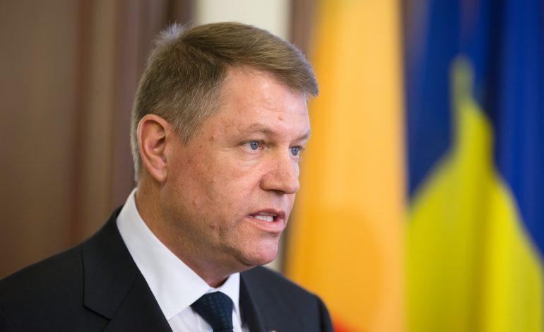 Klaus Iohannis: Românii bine au făcut că și-au spus părerea