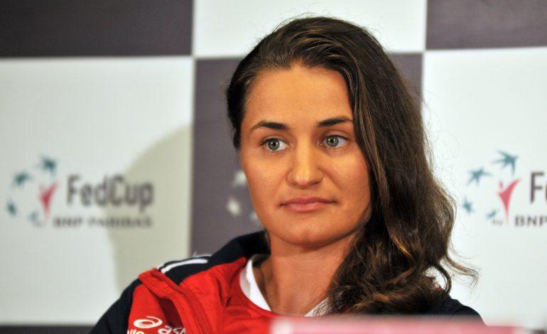 Monica Niculescu s-a calificat în sferturile turneului WTA de la Limoges
