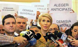 Raluca Turcan: Tăriceanu a devenit avocatul corupției în spațiul public