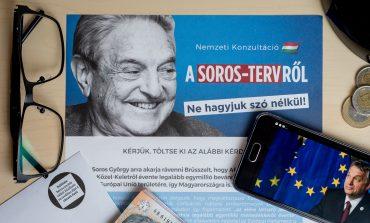 George Soros: Budapesta alimentează sentimentul antimusulman și folosește metafore antisemite care amintesc de anii '30