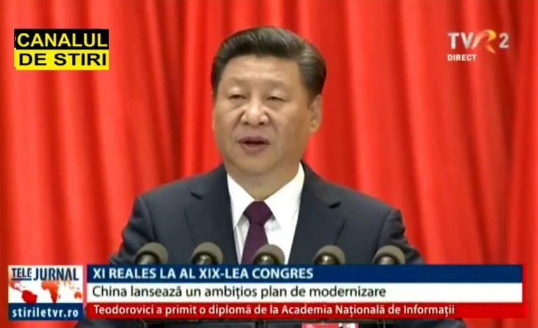 "WSJ: Prin ""leninism digital"",  Xi Jinping conduce China spre o ""dictatură a megadatelor""."
