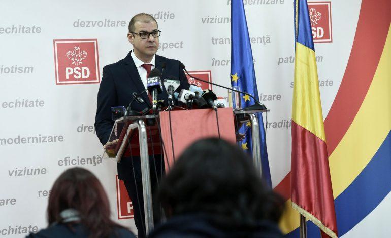 Adrian Dobre (PSD) acuză că în USR există o aripă neofascistă