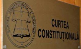 CCR: Sunt constituţionale modificările la Legea ANI, care prevăd încetarea interdicţiilor pentru parlamentarii aflaţi în conflict de interese în perioada 2007 - 2013
