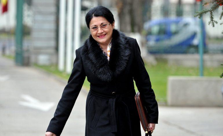 """Ecaterina Andronescu, la DNA, în dosarul privind Baza """"Cutezătorii"""""""