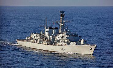 Nave militare ruse, escortate în apropierea Marii Britanii. Relaţii tensionate între Regatul Unit și Rusia