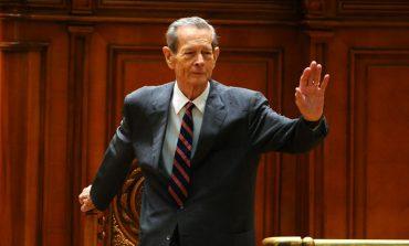 In Memoriam: Discursul Majestății sale Regele Mihai în Parlament