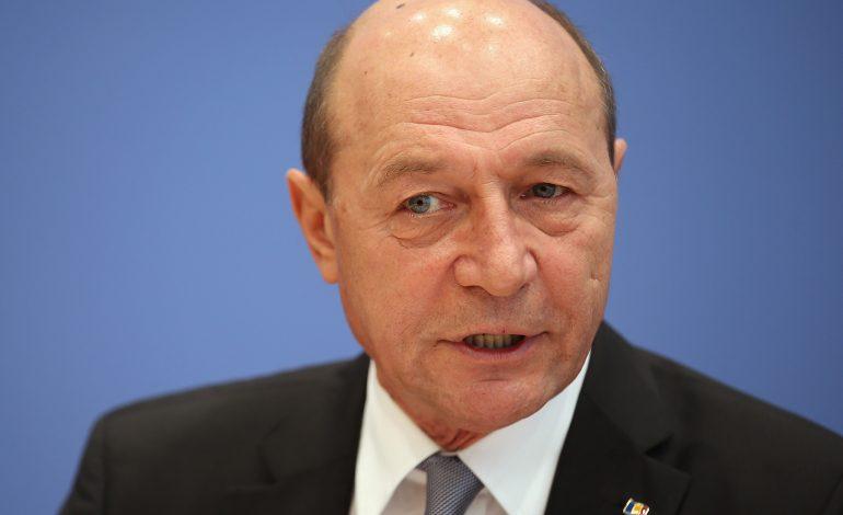Traian Băsescu: Cu PSD nu se poate altfel decât cu bâta