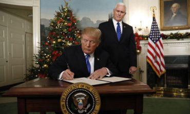 Donald Trump: Am hotărât că este timpul să recunoaștem oficial Ierusalimul drept capitală a Israelului