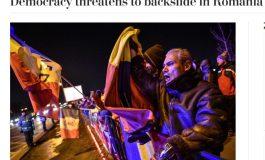 Editorial Washington Post: Democrația, în pericol să decadă în România. Ce pot face lideri ca Angela Merkel sau Donald Trump