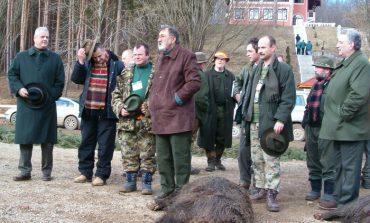 Tradiționala vânătoare de la Balc, organizată de Ion Țiriac, s-a mutat la Ersig