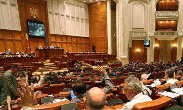 Legea referendumului, trimisă la reexaminare de către preşedinte, adoptată de Camera Deputaţilor în forma iniţială