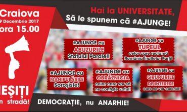Sloganurile mitingului PSD, dezvăluite de Lia Olguța Vasilescu