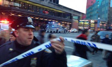 """UPDATE Explozia din Manhattan, soldată cu patru răniţi - """"o tentativă de atentat terorist"""""""